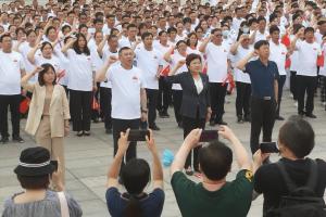 """""""三门峡·非公党建""""专题采访活动圆满完成"""